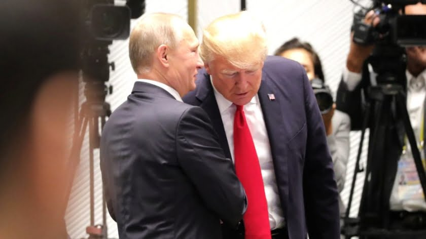 Trump and Putin Hold a 90-Minute Telephone Call, US Liberals Go Ballistic