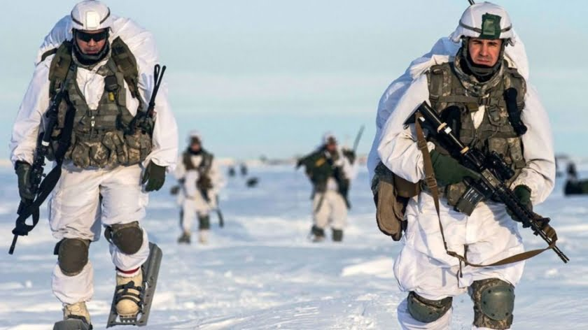 Washington Heats Up Its Cold War in the Arctic