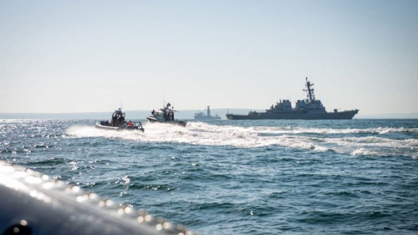 Black Sea Confrontation by US-NATO