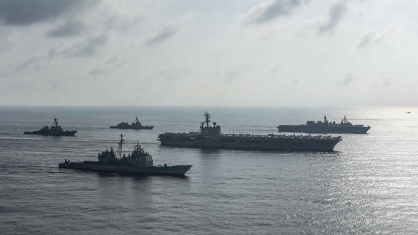 US Is Heading Toward a Looming Maritime Showdown… But Not with Iran
