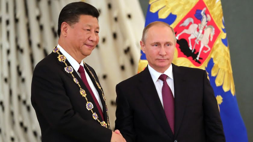 Putin's Wholehearted Defense of BRI Puts Him at Serious Odds with Modi