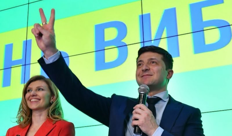 How Ukraine's War Is to Be Settled: Zelenskiy, Crimea, and Donbass