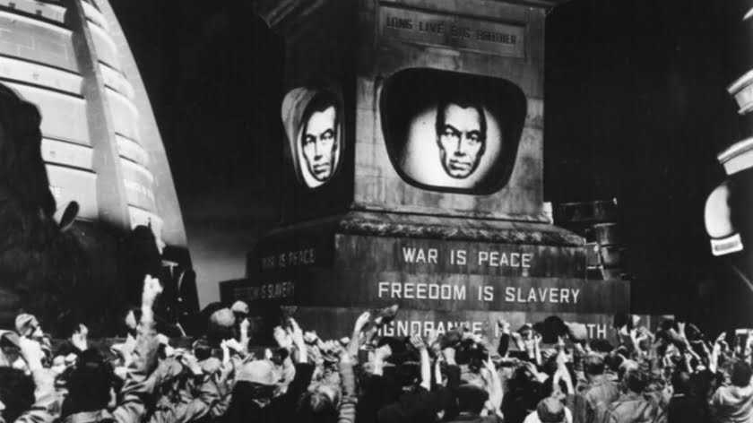 The Omnipresent Surveillance State: Orwell's 1984 Is No Longer Fiction