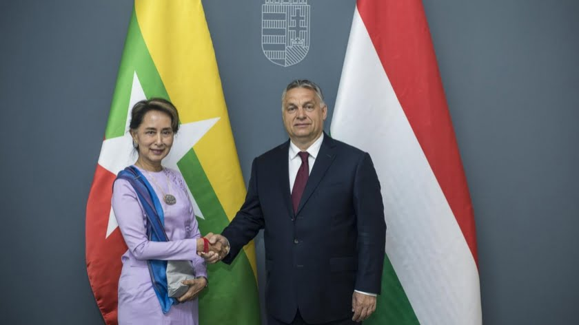 Aung San Suu Kyi in Hungary: A Chilling Sign of Global Islamophobia