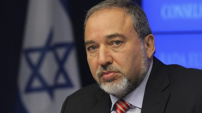 What Does Avigdor Lieberman Know?