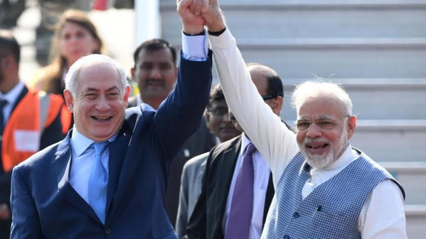 India & Israel are Officially Diplomatic Allies at the UN