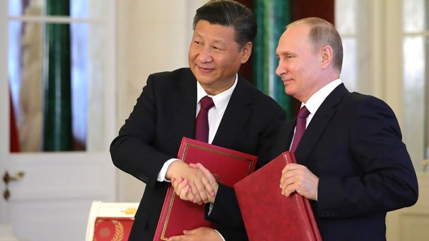 Belt and Road, Consolidation of Russia-China Economic Relations: President Xi in Saint Petersburg