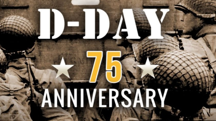 The 75th Anniversary of the Allied D-Day Liberation of Nazi-Occupied Western Europe. Russia was Not Invited
