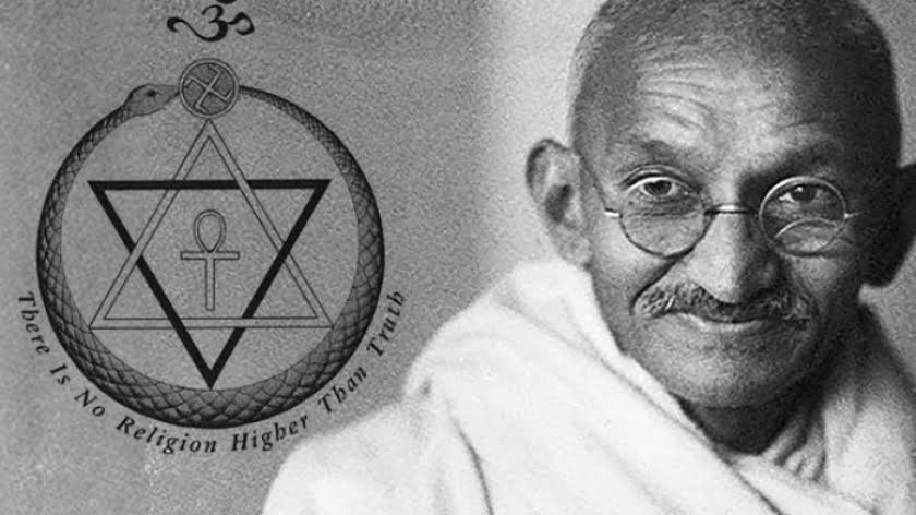 The Untold Story of Gandhi and Theosophy