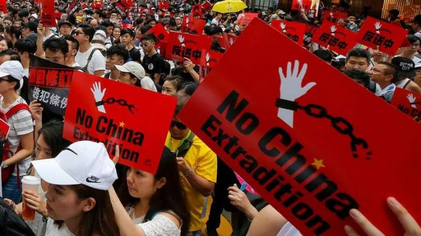 Hong Kong's Caught in a Color Revolution Crisis