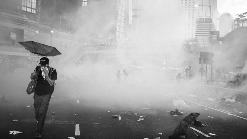 Hong Kong's Umbrella Revolution Redux: Washington Tries to Destabilise China Again