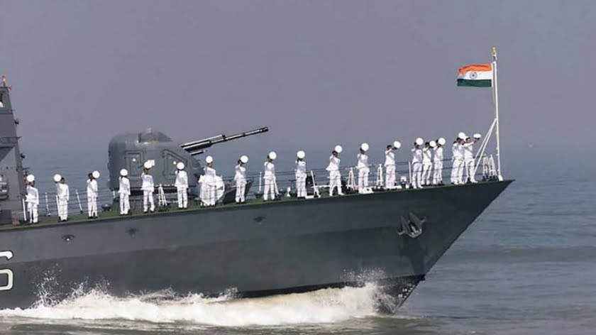 America's New Strategic Ally: India's Naval Deployment to the Persian Gulf. Directed against Iran?