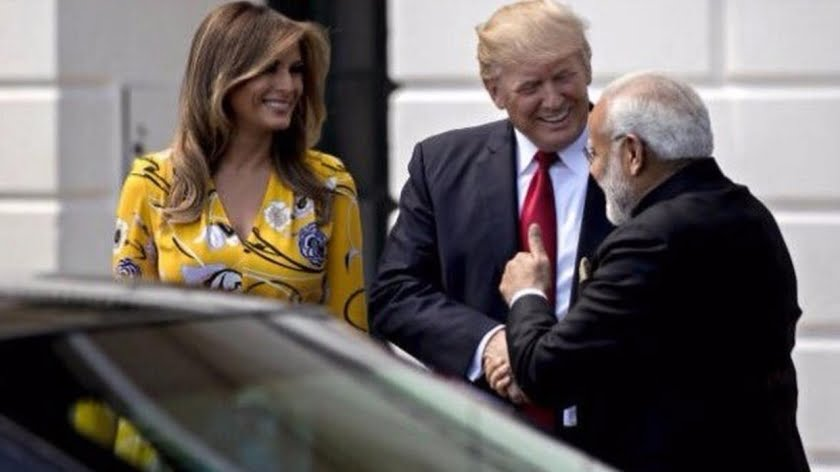 "Trump's Post Election Surprise for Modi's India Explains Everything One Needs to Know About America's ""New Normal"""