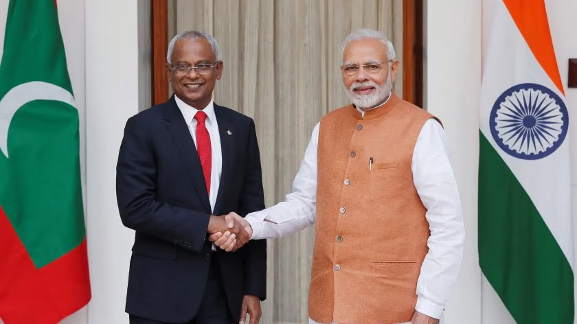 Modi's Indian Ocean Island Trip Is Integral to His Second Term in Office