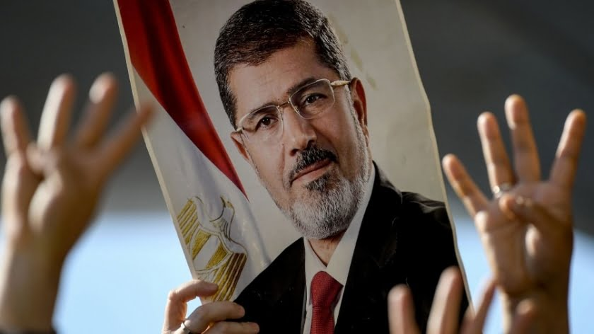 The West's Disgraceful Silence on the Death of Morsi