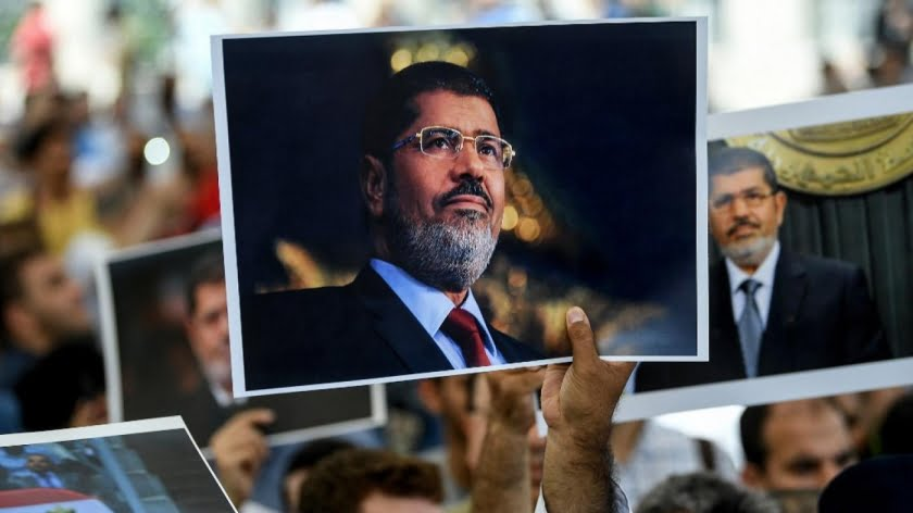 Morsi's Death Marks the Demise of Egyptian Democracy Too