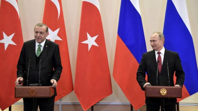 Turkey and Russia Dig in for a Long Campaign in Idlib, Israel Studies Each and Every Move