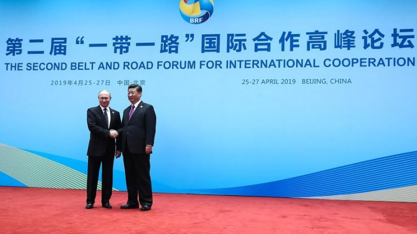 Belt and Road Harmony – and Hostility