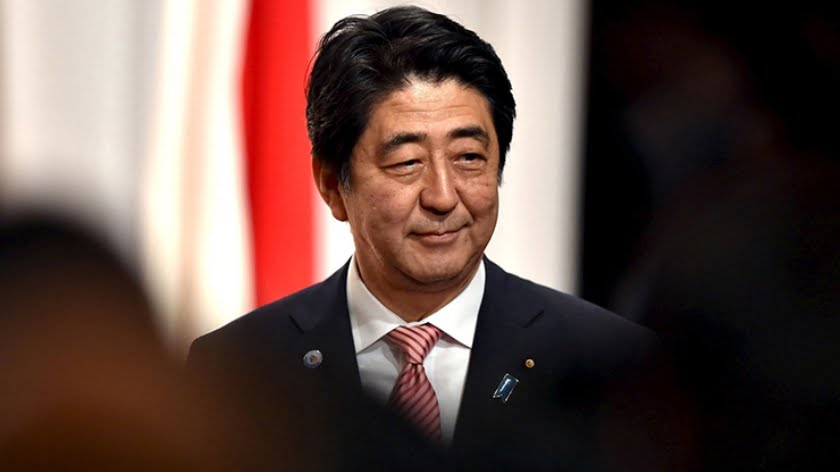 Shinzō Abe's Trip to Iran