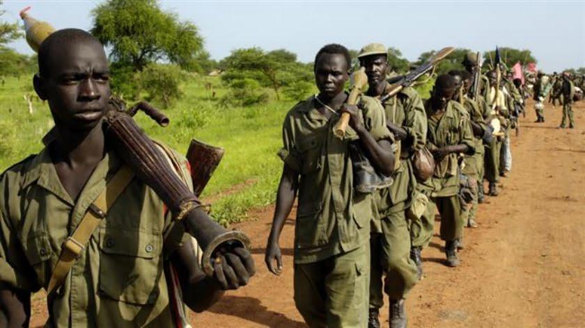 Sudan: Chaos Unleashed. Color Revolution