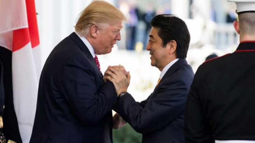 Japan's Prime Minister Abe Is Trump's Informal Ambassador to Iran, but He Wants More Than to Mediate