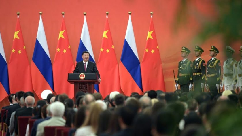 Russia-China: a Strategic Alliance for the 21st Century