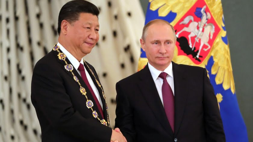 Putin's Spokesman Shared the Hard Truth About Russian-Chinese Economic Relations