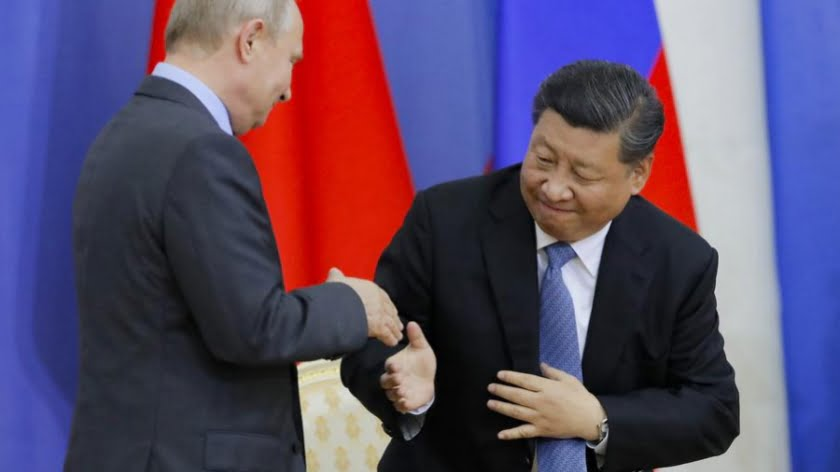 Putin and Xi Step Up the Strategic Game