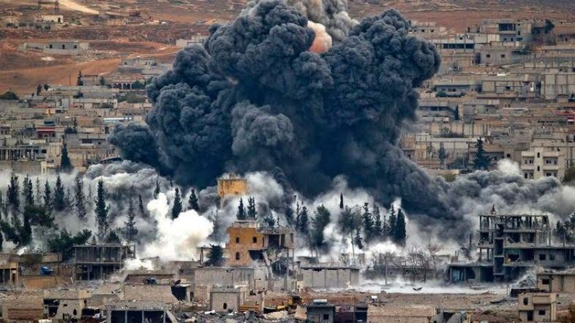 Israel Expands Strikes in Syria after Deal with Russia on Iran?