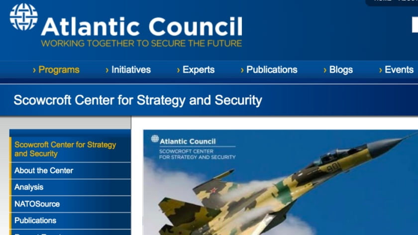 Russia Declares Atlantic Council Think Tank an 'Undesirable' Organization – What Exactly Is It?