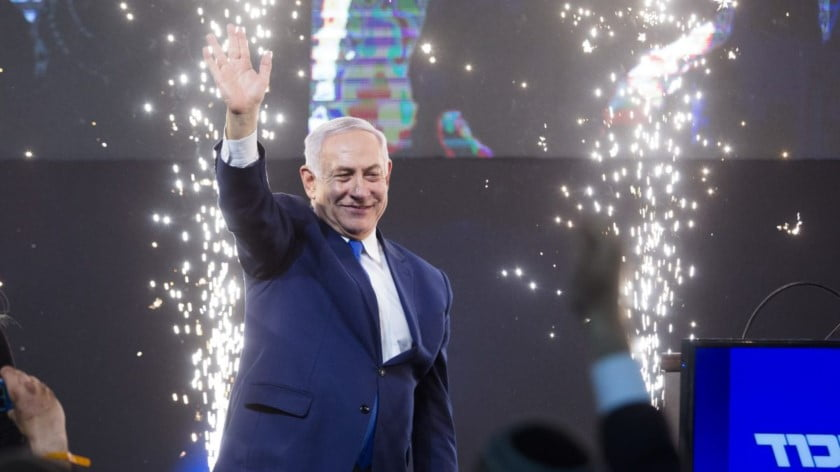 Why Netanyahu Needs a War on Gaza More Than Ever Before