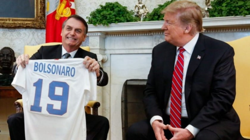 Brazil and the US – a Neoliberal Alliance Under Bolsonaro and Trump