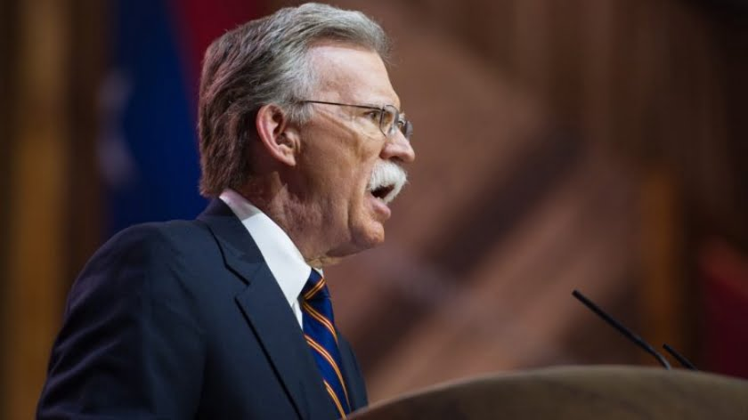 John Bolton and the Trump Derangement Syndrome