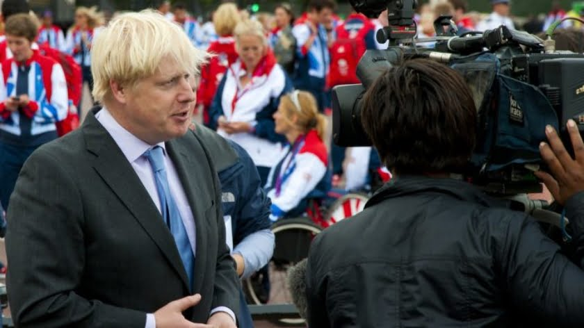 Boris Johnson and the New Battle of Britain
