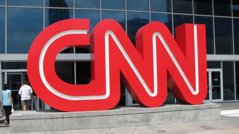 CNN: Thou Shalt Have No Other Media Before Ours, Chinamen!