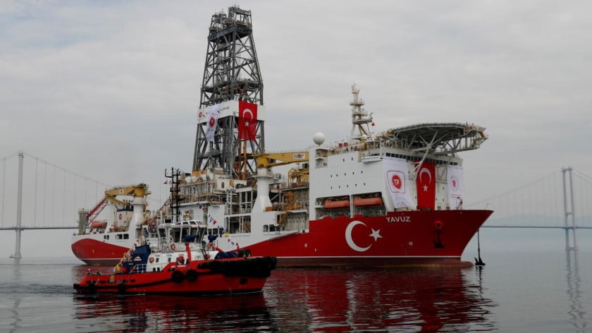 Turkey Heading for a Cold War with the EU Over Offshore Cyprus Gas?