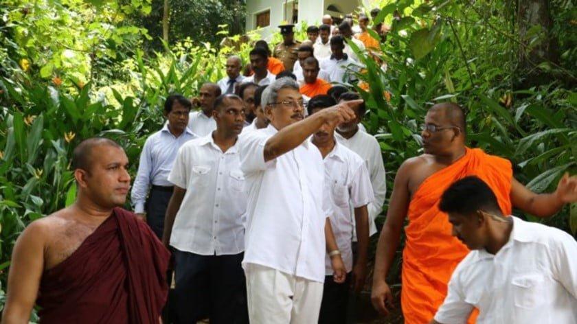 U.S. Eyes Sri Lanka as Its Military Logistics Hub