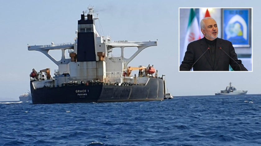 The UK Must Release the Iranian Tanker; The UAE's Mission to Tehran