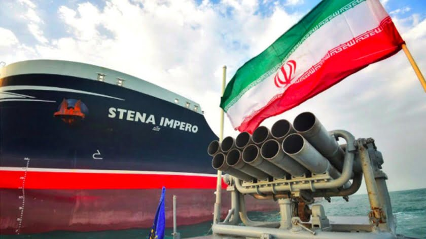 Iran Seizure of a British Tanker. More than Tit for Tat. Towards a War Scenario?