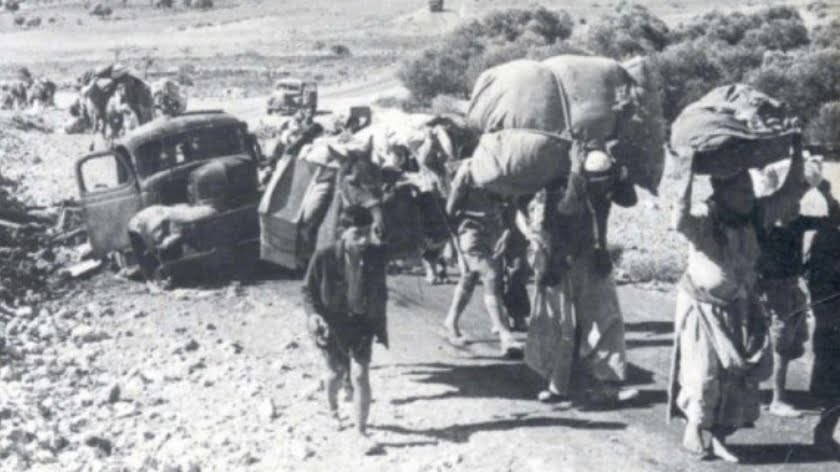 "Israel's Scheme to Bury the Nakba. ""The Ethnic Cleansing of Palestine"""