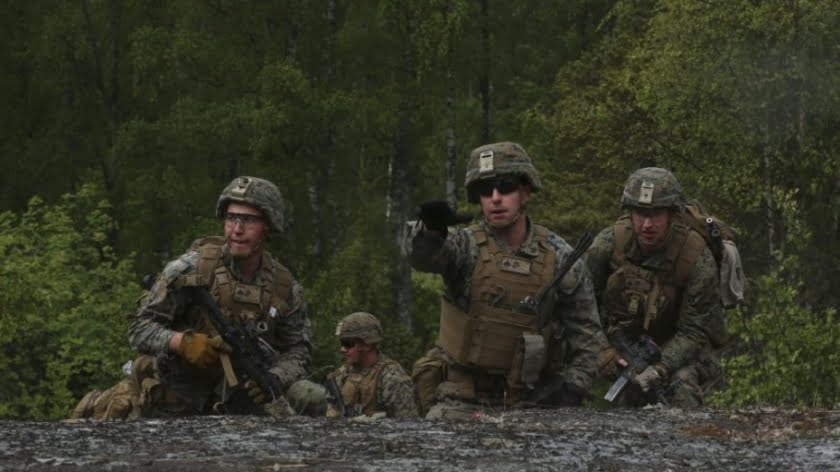 The US-NATO Military Alliance Continues Confrontation Along Russia's Borders