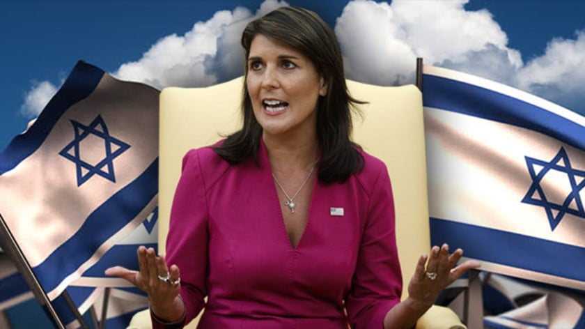 Israel's Choice for U.S. President