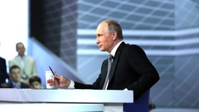 Vladimir Putin Slams 'Obsolete Liberalism.' What Prevents Western Leaders from Doing the Same?