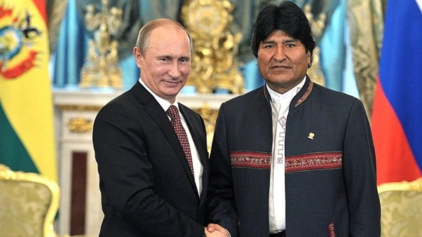 Russia's Bolivia Gambit Is a Bold Economic Move