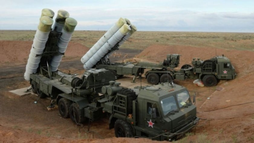 S-400 Undermines the Global Military Cabal