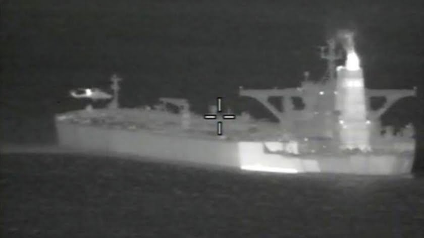 UK Now Enforcing a Naval Blockade of Syria to Starve It of Oil