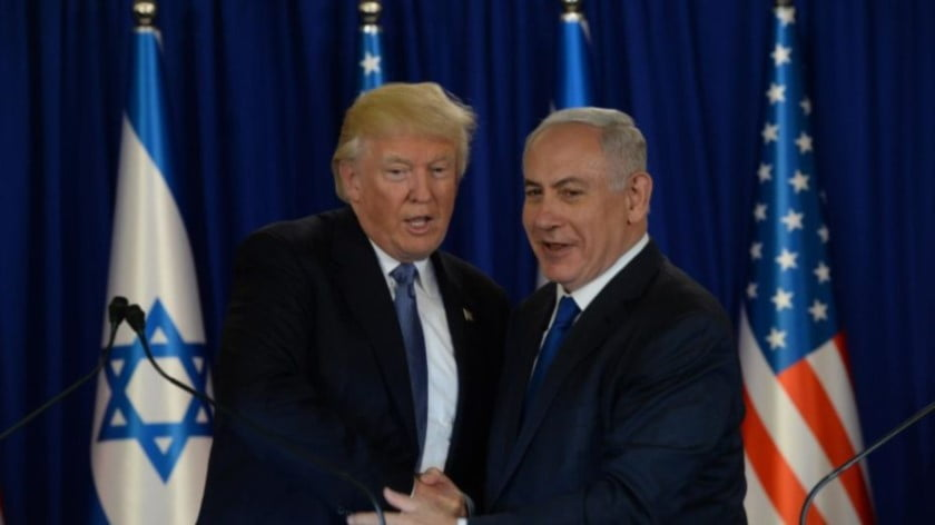 Pandering to Christian Zionism: Trump Outreach on Display in Washington