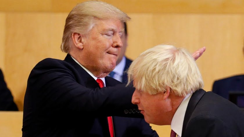 Boris Johnson: A Poor Man's Trump Stumbling Straight into Trouble