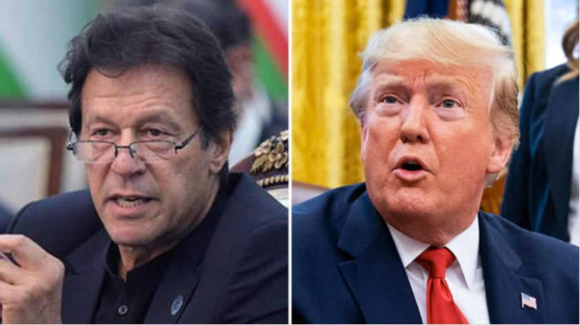 Donald Trump And Imran Khan: Two Men Who Must Show Down Their Literally Insane Opposition by Invoking Conservative Values
