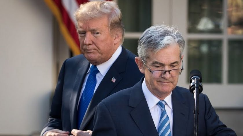 "Trump's Re-election? Did the Federal Reserve Already ""Decide the 2020 US Election""?"